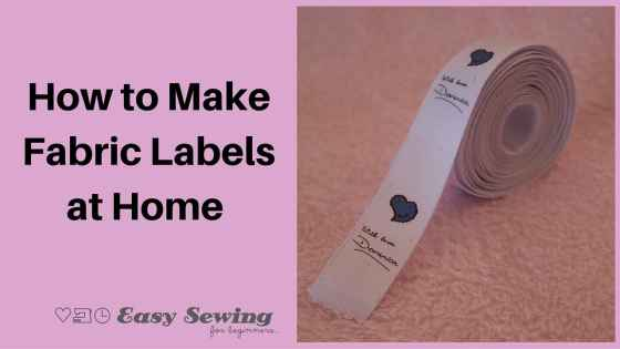 How to make fabric labels featured image