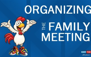 Learn how to organize the family meeting for better happier kids