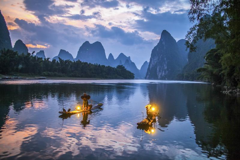 Yangshuo vacation