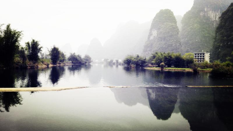 Tour to Yangshuo China