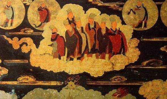 lijiang baisha murals