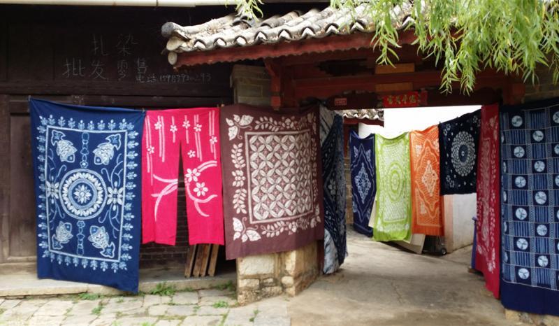 trip to lijiang yunnan