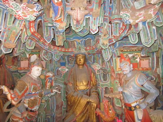 Hanging Temple of Mount Heng, Datong, Shanxi