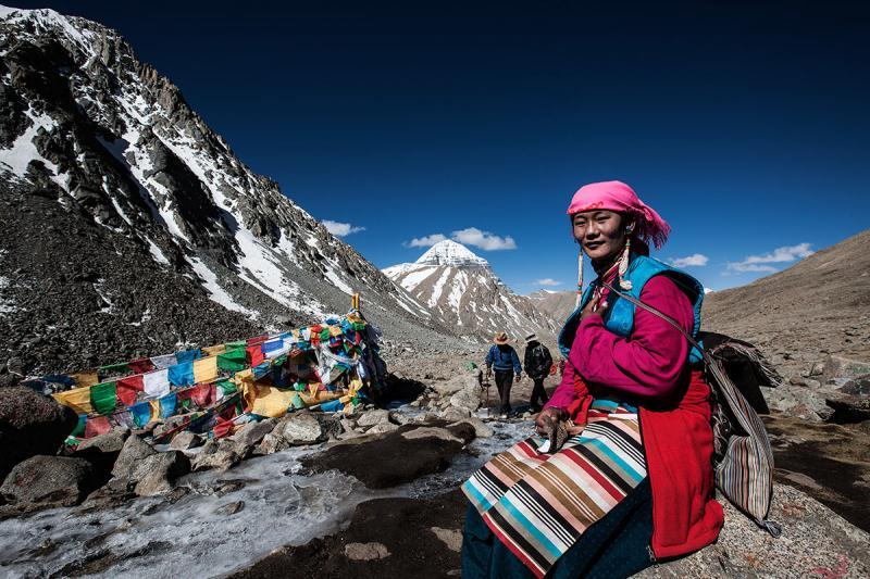 China mountain tours