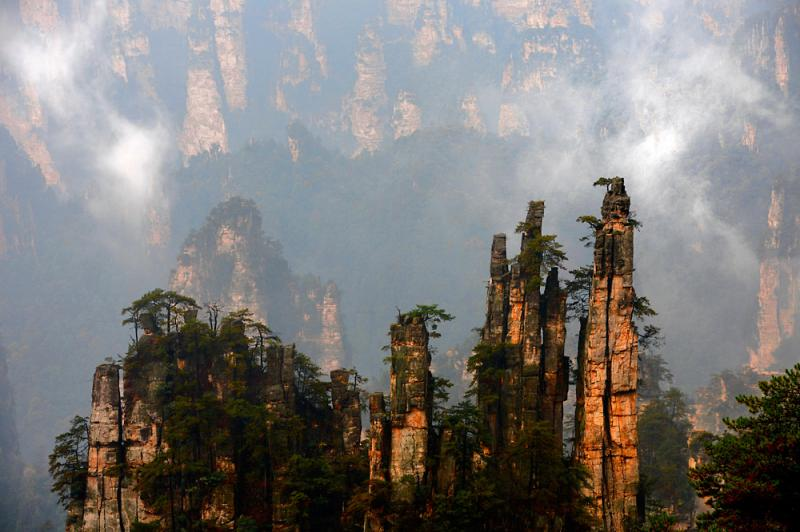 China's most famous mountains