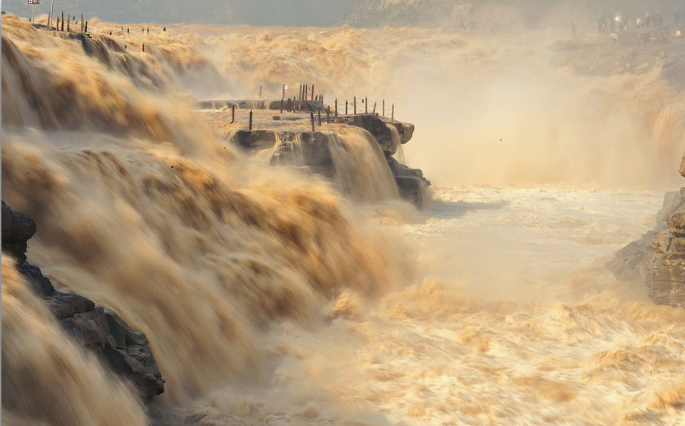 Top 3 Waterfalls in China