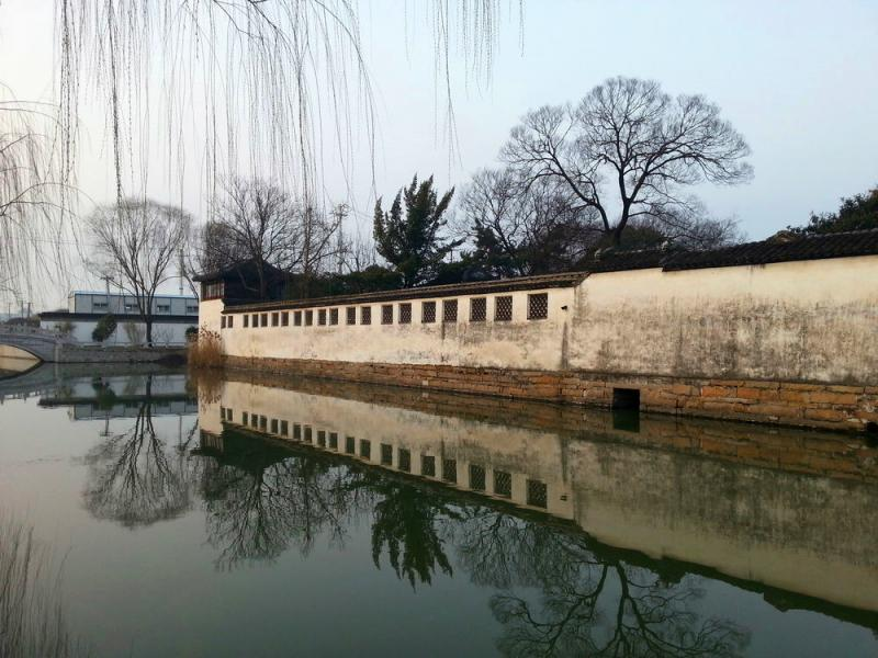 cultural heritage sites in Suzhou