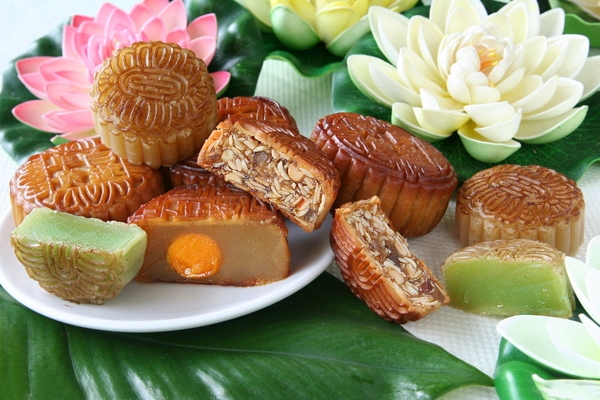 Mid-Autumn Festival, Chinese traditional Festival