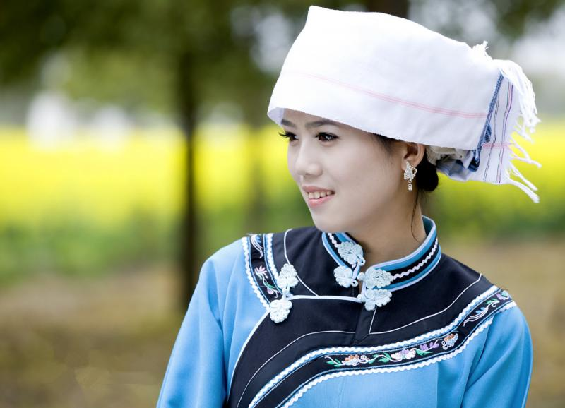 beautiful ethnic costumes