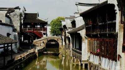 China Wuzhen Water Town