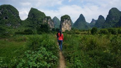 Yangshuo Vacation