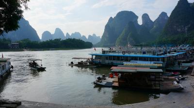 Yangshuo Xingping Trip