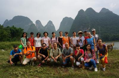 Trip in Xingping Yangshuo 2014