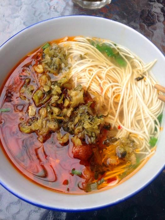 China food tour for nooldes
