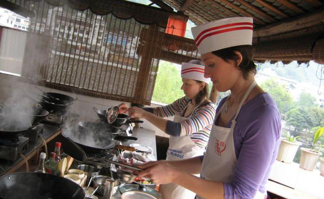 China cooking school