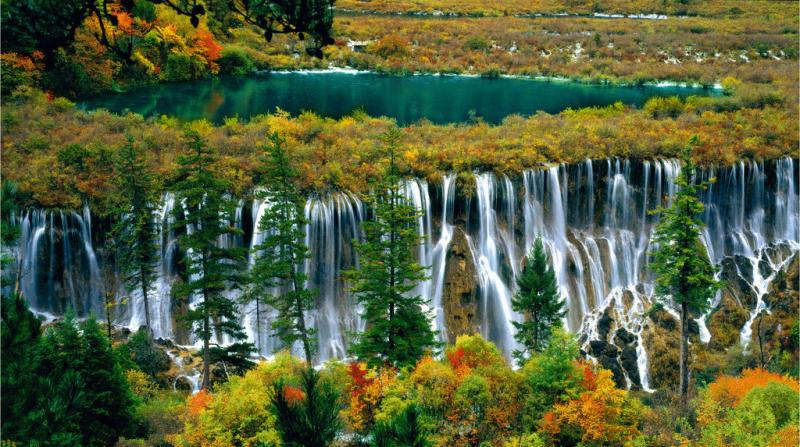 China waterall tours