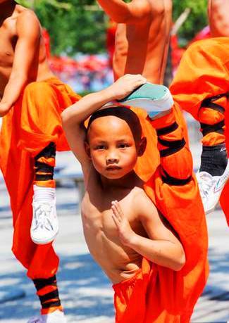 Shaolin Kongfu