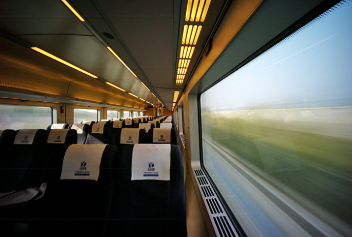 New HSR lines Open in China