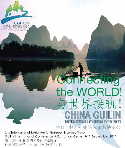 Guilin China International Travel Expo 2011, Guilin China Tours