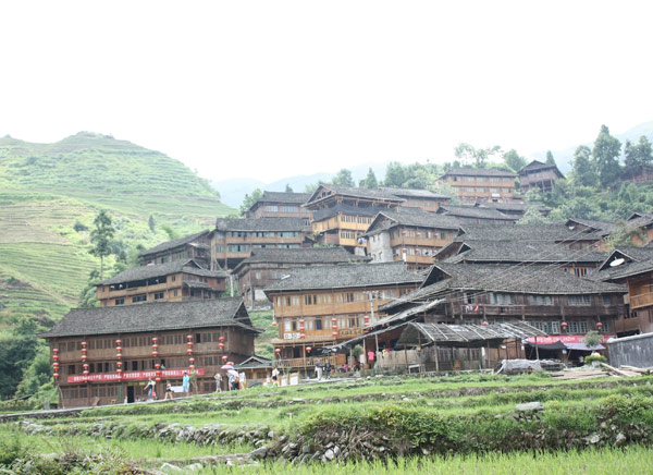 Longji Rice Terrace, Guilin Hiking, China Travel
