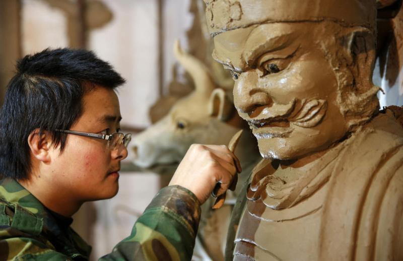 China Buddhism tour