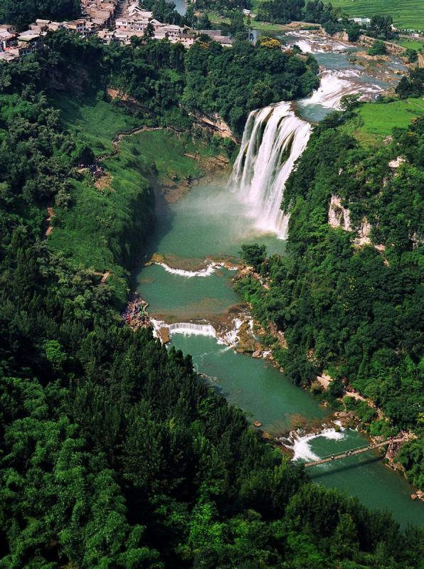 Huangguoshu Waterfall tours