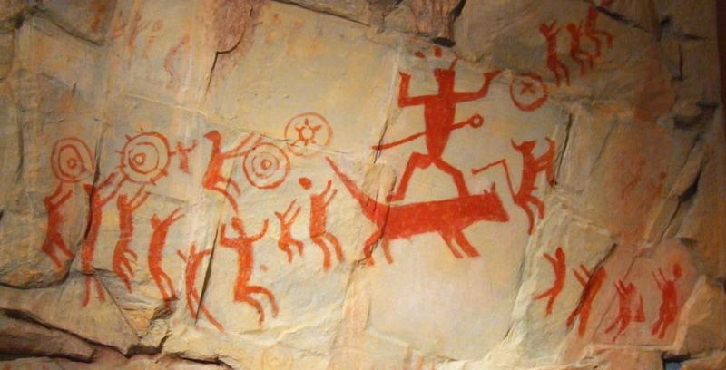 Huashan rock art