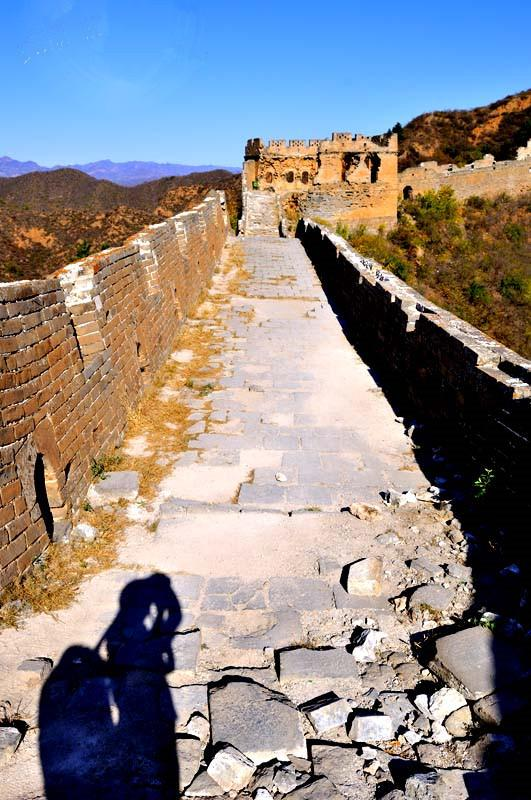 Beijing wild Great Wall adventures
