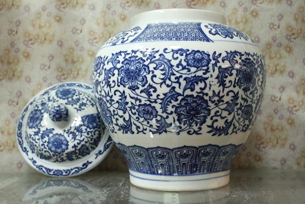 World's Porcelain Center in Jingdezhen