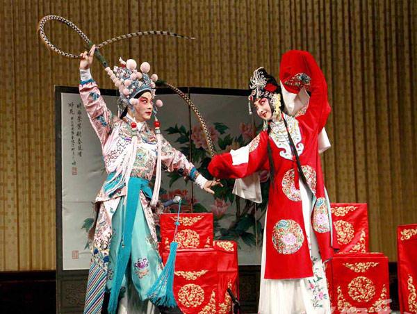 Peking Opera, tradi
