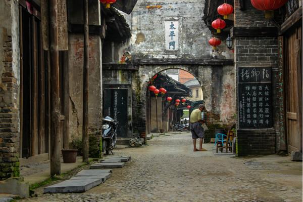 Bike to Daxu Guilin