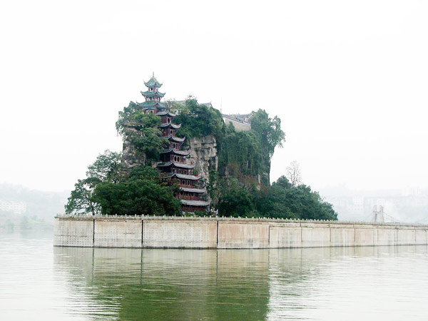 Shibaozhai, Yangtze Cruise