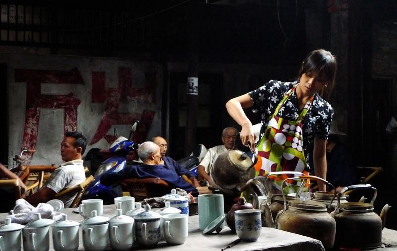 Top Sichuan Tea Houses