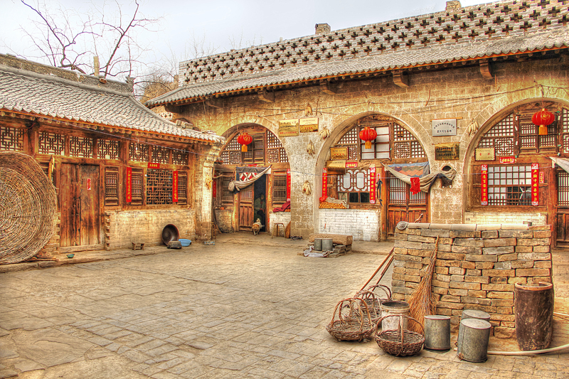 Ancient Chinese Dwellings