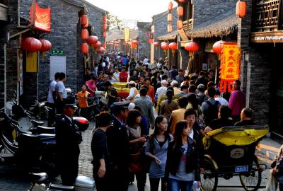 Yangzhou Old Street