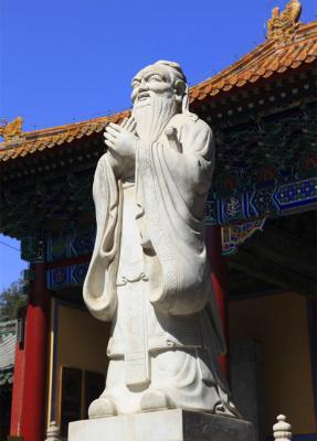 Confucius Temple in Beijing