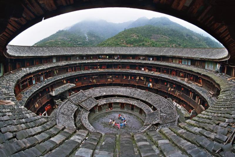 Xiamen Tulou Building