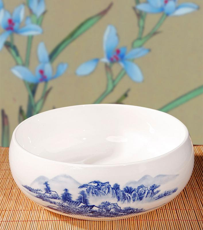 Tea water bowl