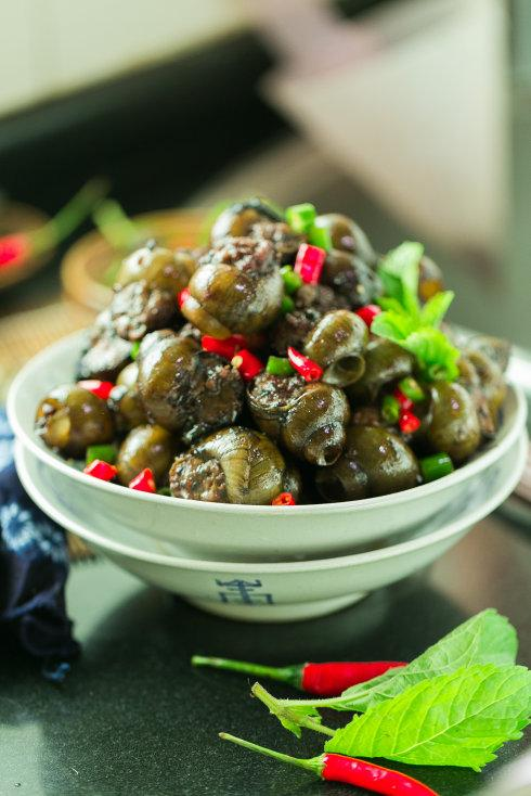 Yangshuo Stuffed food