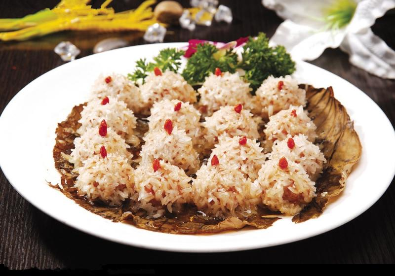 Spring Festival Lucky food