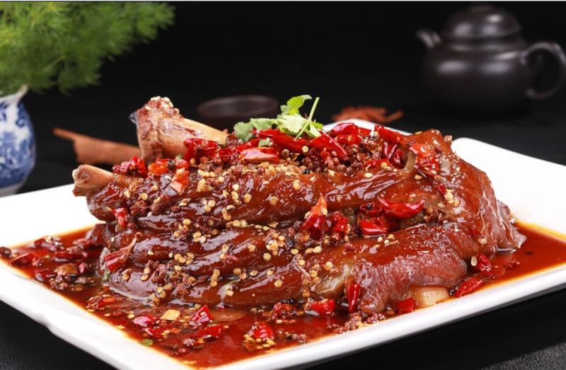 famous Hunan dishes