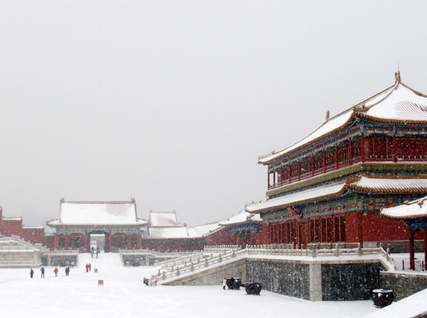 Forbidden City, China Winter Tours
