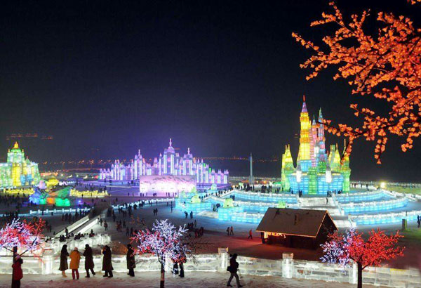 Harbin Ice and Snow Festival, Harbin Tours