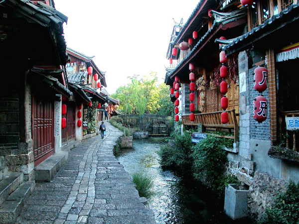 Lijiang Old Town, China Winter Tours