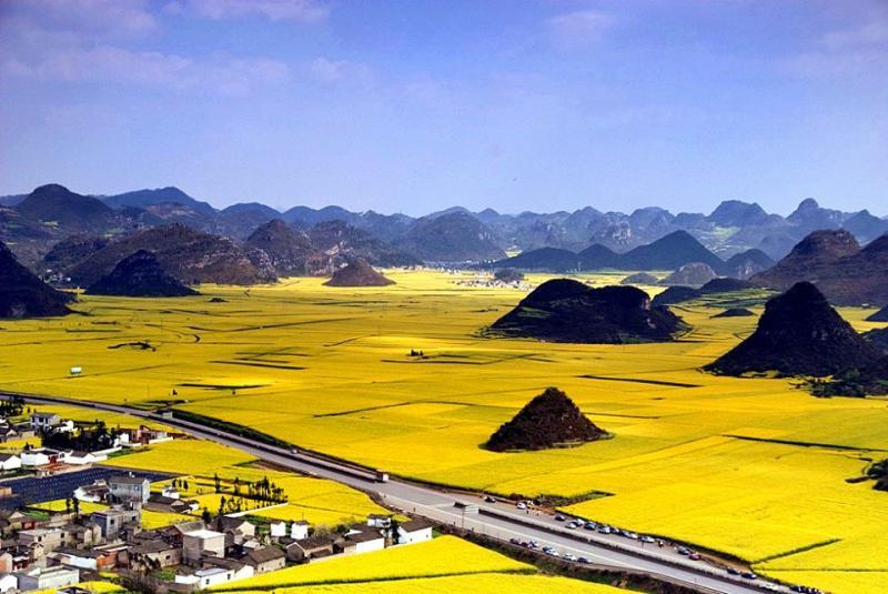 China spring tours