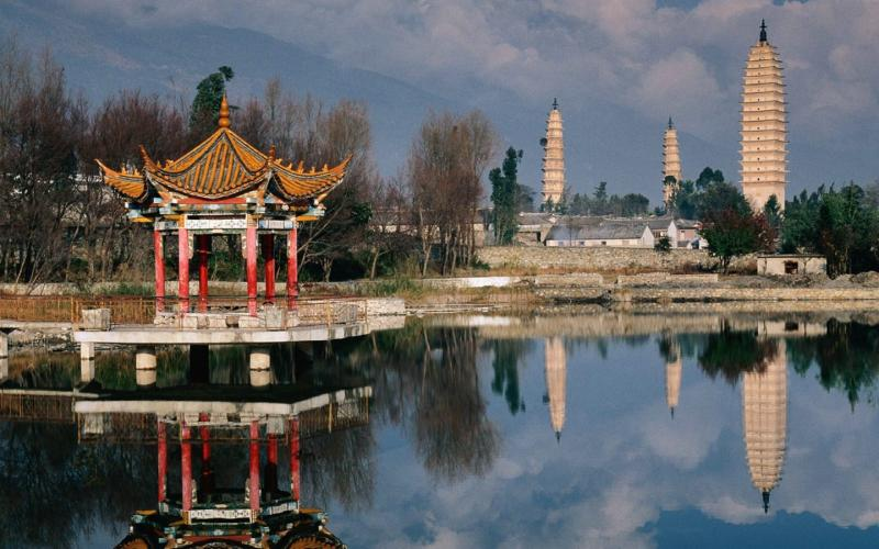 China Dali Tours for honeymoon