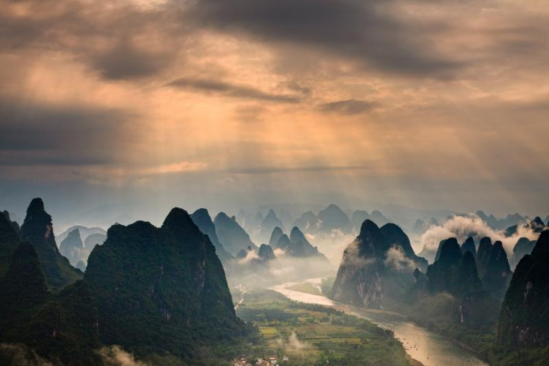 Guilin Yangshuo tours for honeymooners
