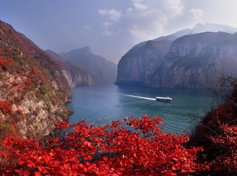Yangtze Cruise Honeymoon trip