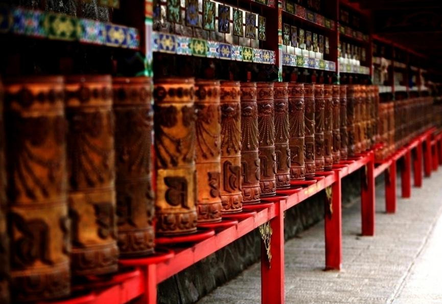 Ta'er Temple