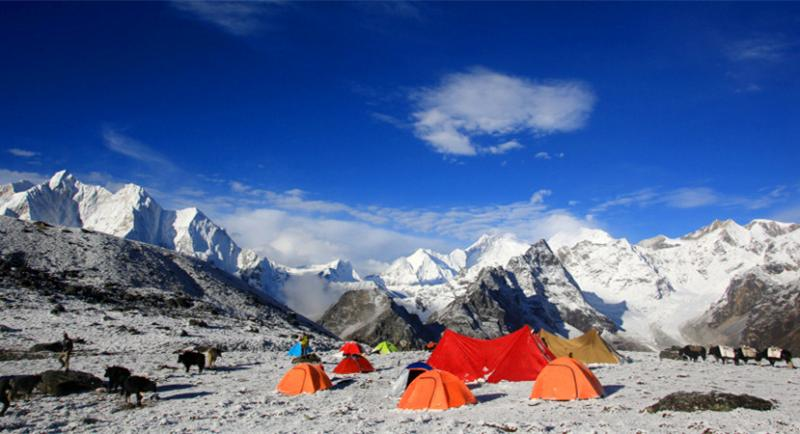 trek to Mt.Everest
